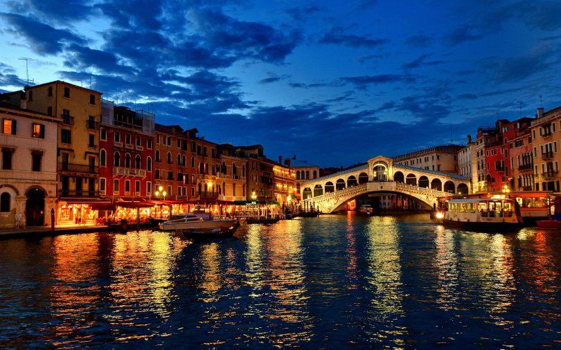 Venice-at-Night