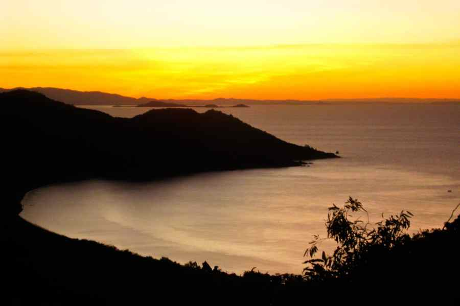 Sunset on Magnetic Island