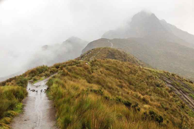 Photo of Path to Volcano
