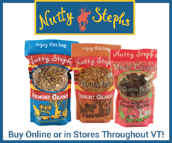 Nutty Stephs - Granola
