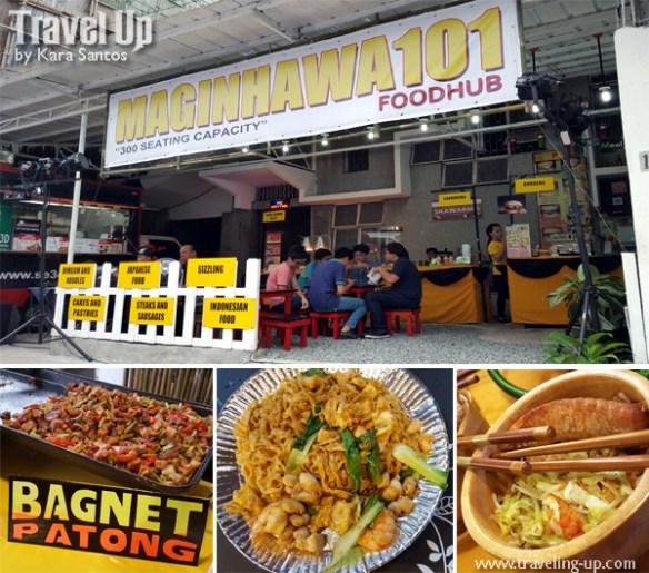 maginhawa 101 food hub