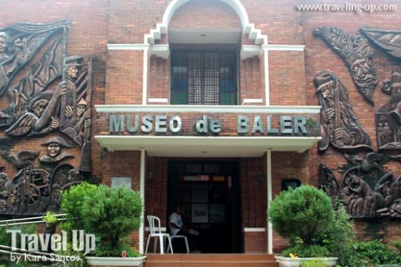 baler aurora museo de baler