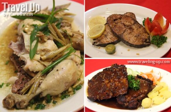 calle barlin naga city chicken fish ribs