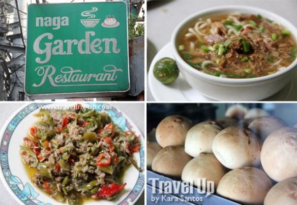 naga garden restaurant naga city mami toasted siopao