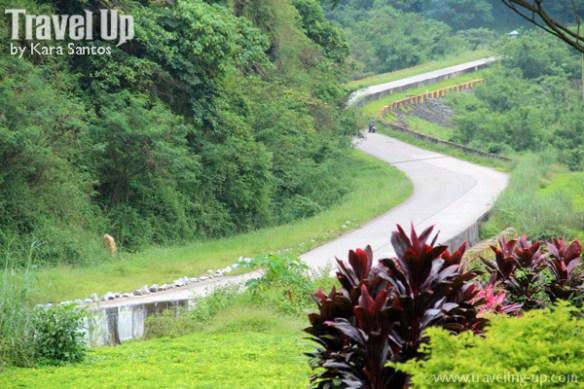 road to sierra madre hill & resort