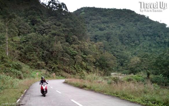 jariels peak infanta quezon paved road