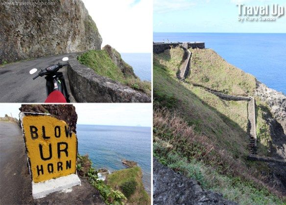 motorcycle blow ur horn sign batanes
