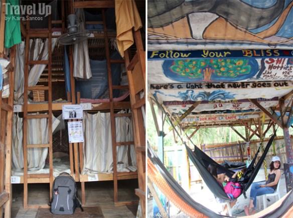 the circle hostel zambales beds