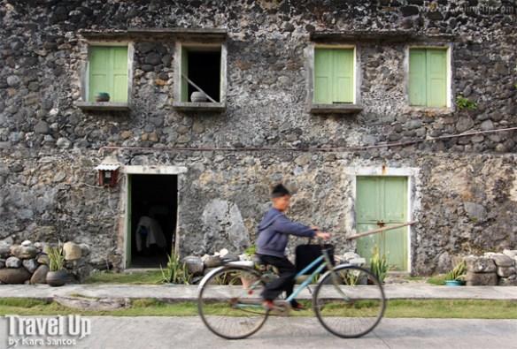 sabtang island batanes bicycle house