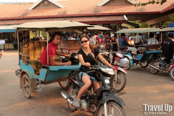 siem reap cambodia tuktuk