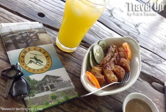 camp cafe marilaque lechon kawali