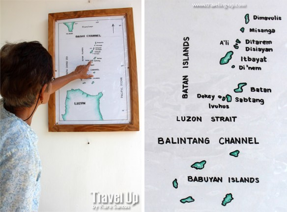 itbayat batanes map of islands