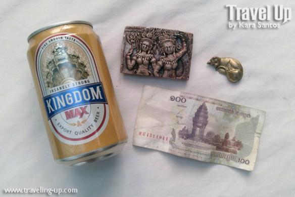 kingdom max beer cambodia
