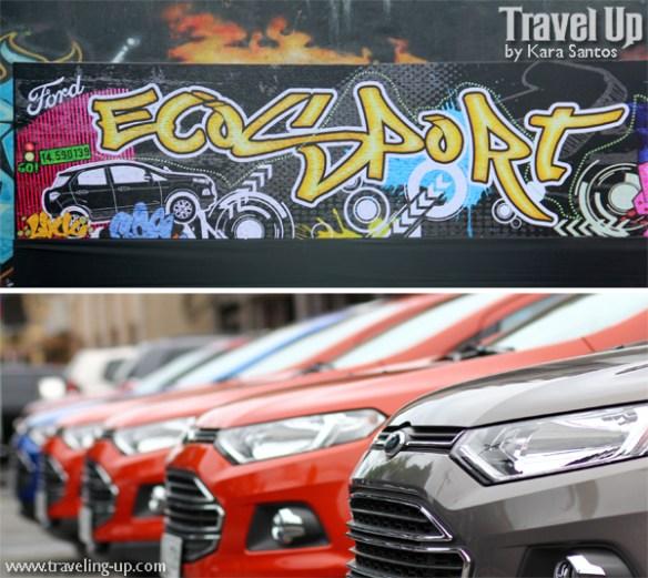 01. ford ecosport mystery case graffiti wall