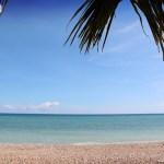 White Pebble Beach near Naga City
