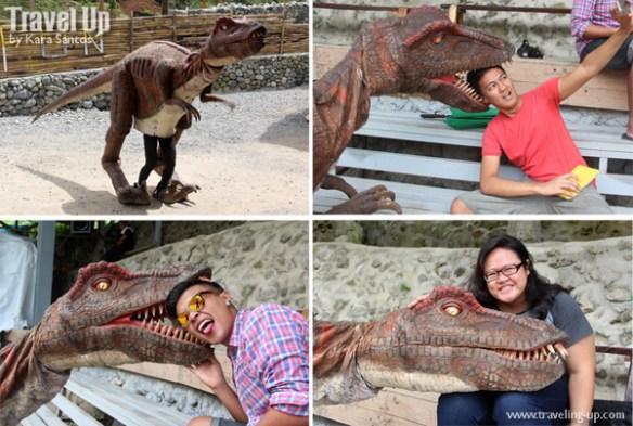 dinosaur island baguio raptor