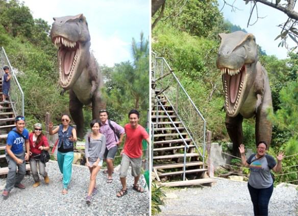 dinosaur island baguio run