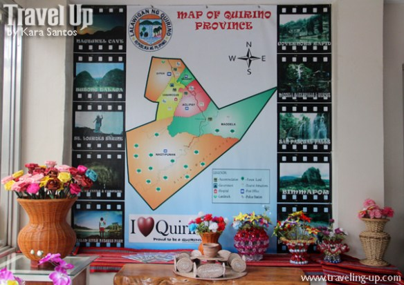 quirino province map