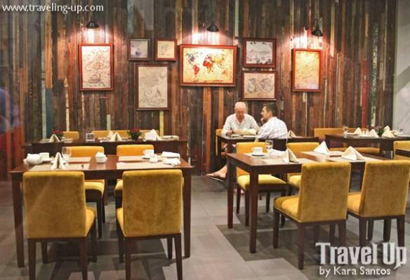 amelie hotel manila galleon restaurant