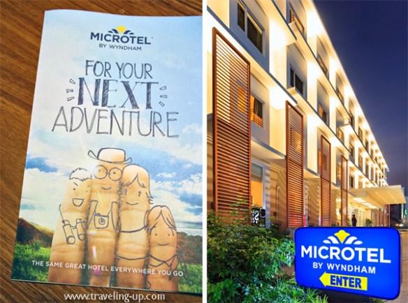 01. microtel acropolis facade