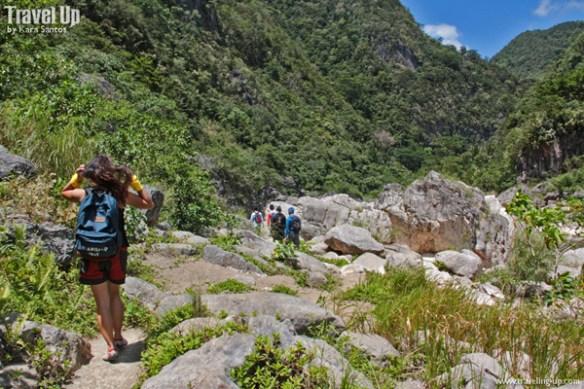 11. daraitan river trek