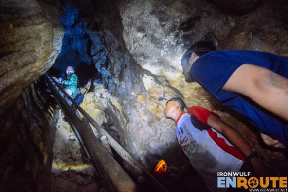 aglipay caves quirino ladder photo by ironwulf