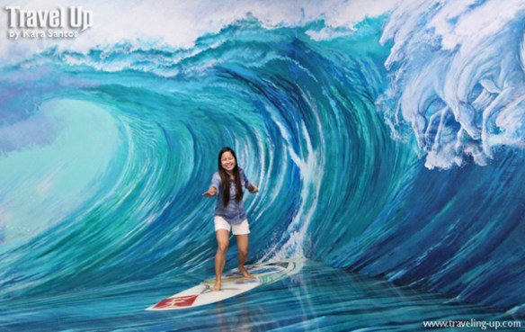 art in island 3D interactive museum cubao quezon city surfing (1)
