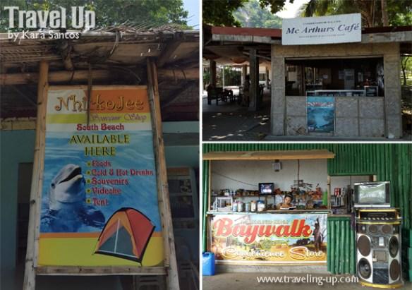 corregidor island philippines stores eateries