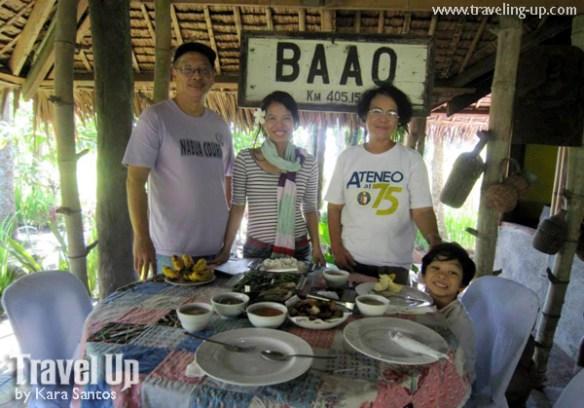 10. la huerta baao camarines sur family pic