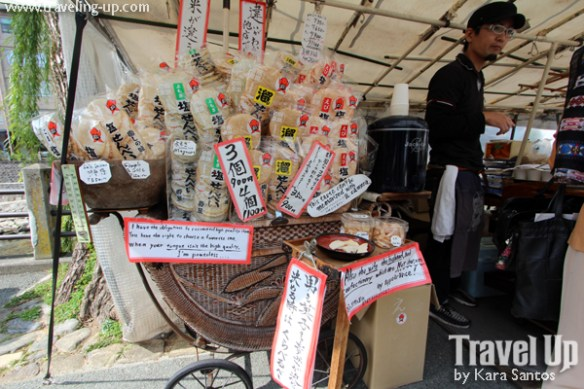 10. takayama japan morning market vendor