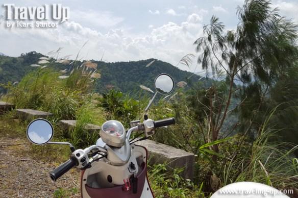 13. marifanta marikina-infanta highway motorcycle view