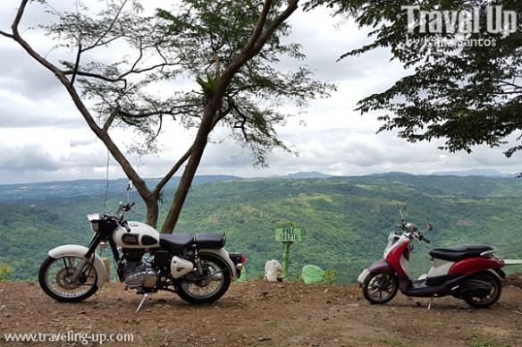 marifanta marikina-infanta highway motorcycles free selfie