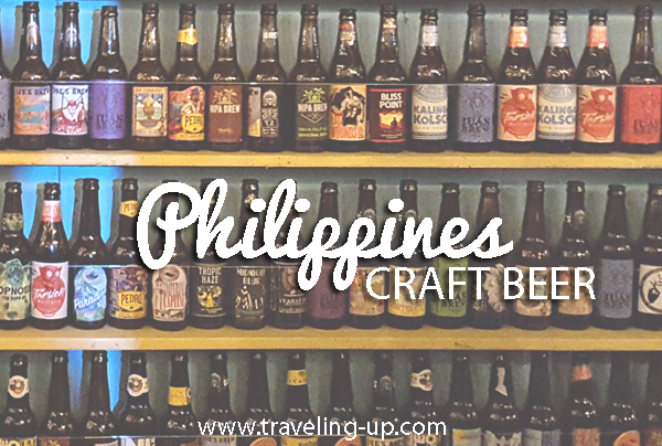 Craft beers in the philippines travel up for How to craft beer