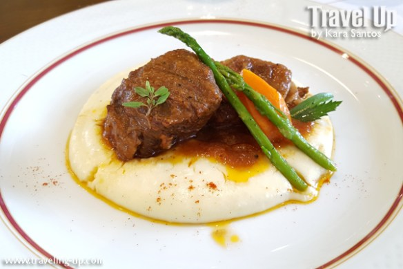 sisterfields by cravings tagaytay braised beef