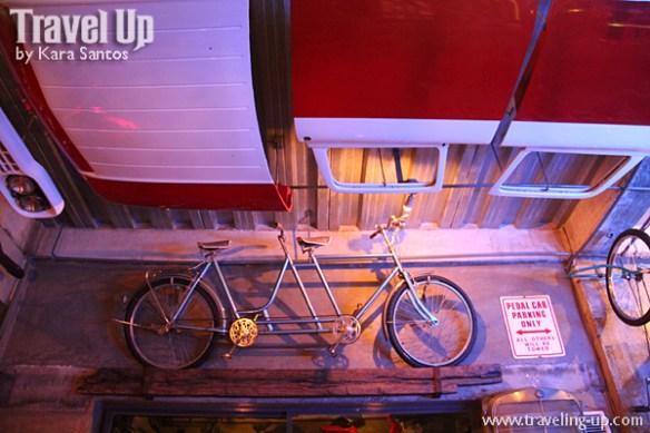 vintage garage bar legazpi bicycle built for 2