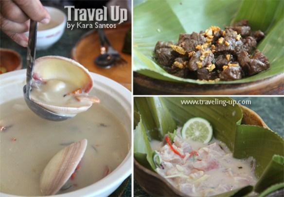 kagayanon restaurant cagayan de oro ostrich salpicao kilawin