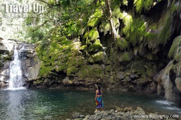kinabuan falls sta ines tanay rizal travelup