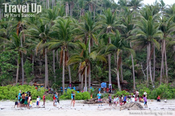 freewaters philippines aurora launch beach trees drone