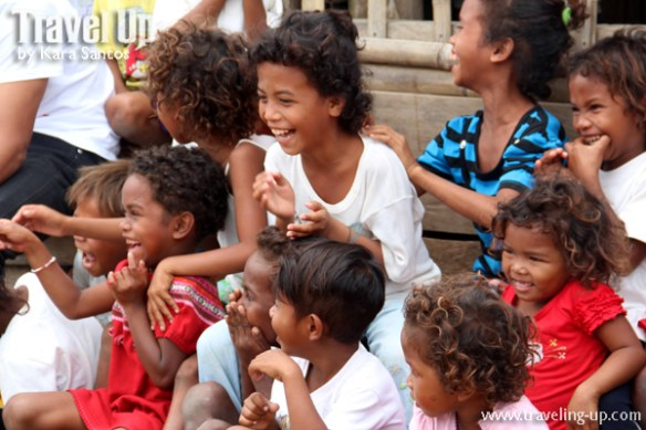 freewaters philippines aurora launch kids laughing