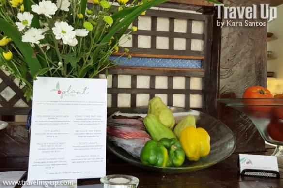 stay at the plant bistro tagaytay vegan cafe menu