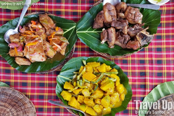 sabtang island batanes morong beach restaurant food lunis pinakbet fish