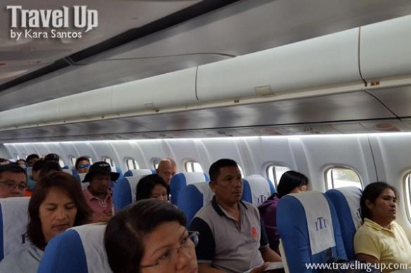 wakay air airswift batanes inside plane