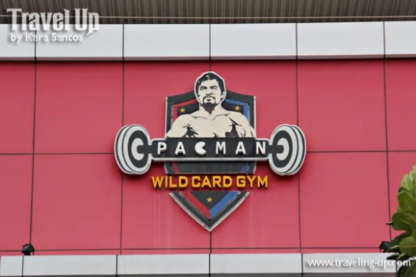 pacman wildcard gym general santos city manny pacquiao