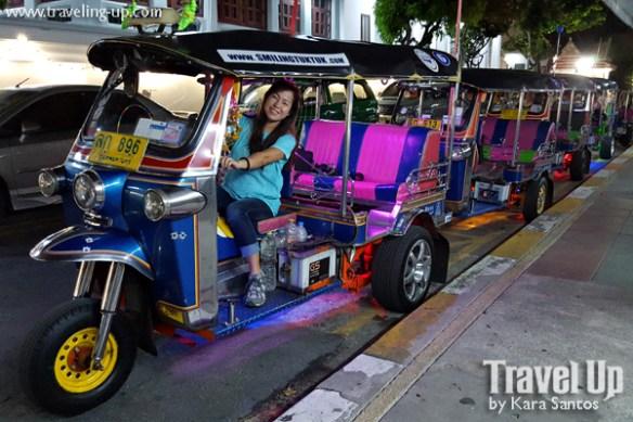 bangkok thailand tuktuk travelup
