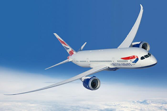 British Airways 787-9 Dreamliner