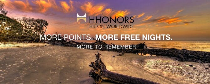 Hilton HHonors Hotel Category Changes - March 2016