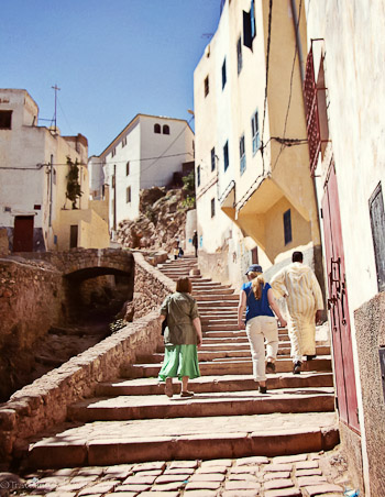 Bhalil Stairs