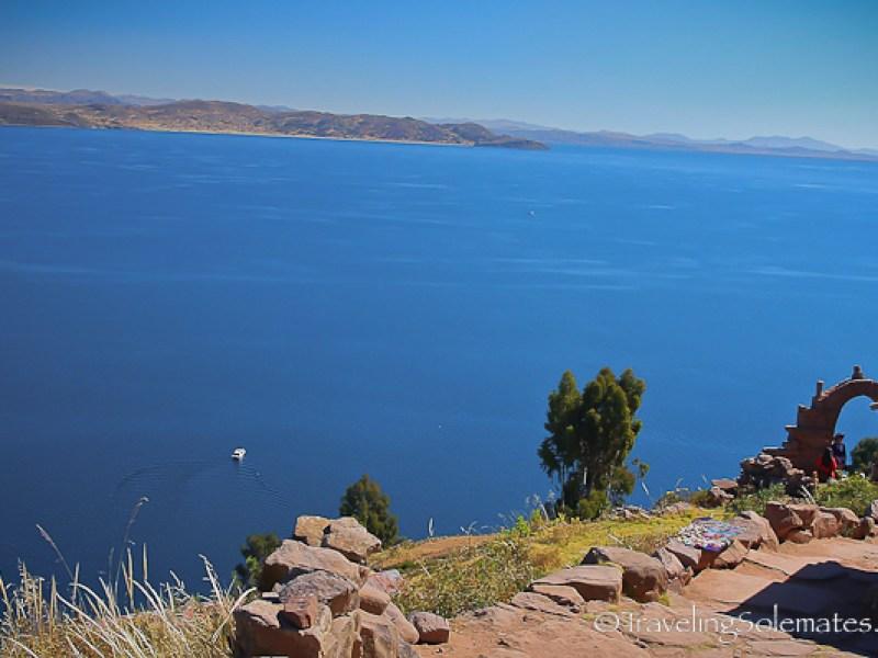 Taquile Island, Lake Titicaca, Peru