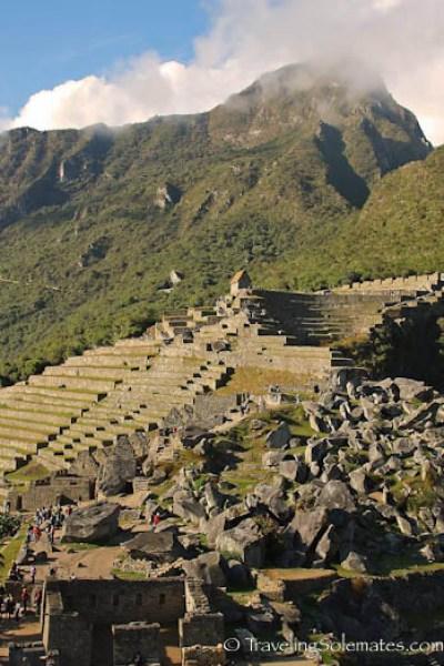 Quarry in Machu Picchu