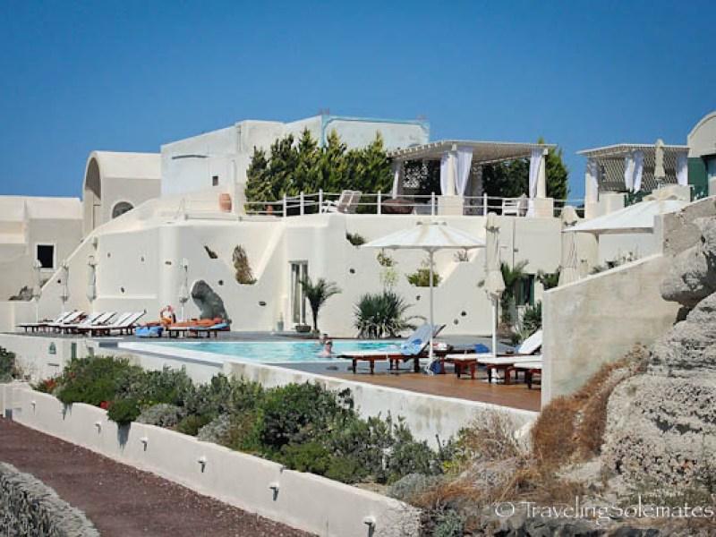 Anastasis Apartments in Imerovigli, Santorini, Greece